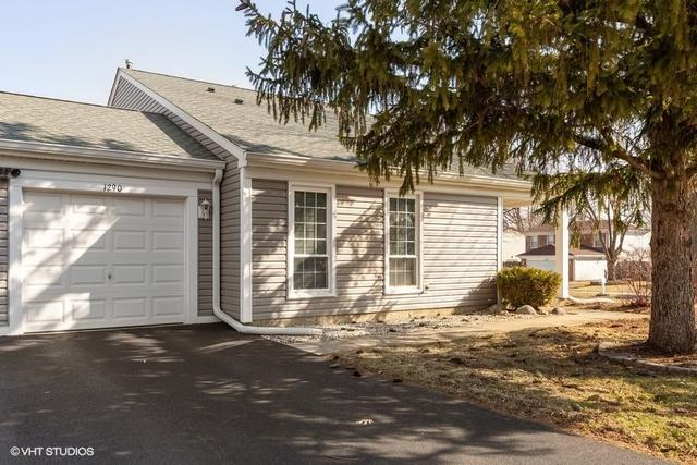1290 Falmouth Way #1290, Roselle, IL 60172 (MLS #10324147) :: BNRealty
