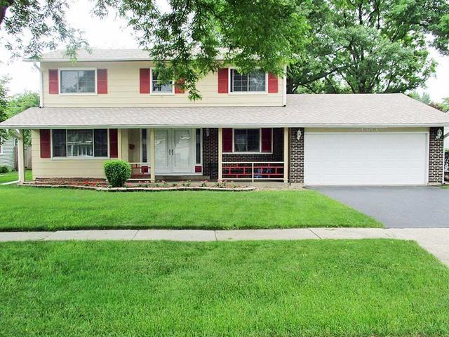1383 Cumberland Circle W, Elk Grove Village, IL 60007 (MLS #10324169) :: Century 21 Affiliated