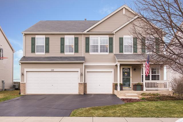 189 E Clover Avenue, Cortland, IL 60112 (MLS #10324177) :: Helen Oliveri Real Estate