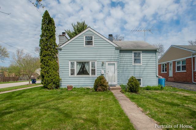 52 W Graham Avenue, Lombard, IL 60148 (MLS #10324298) :: Helen Oliveri Real Estate