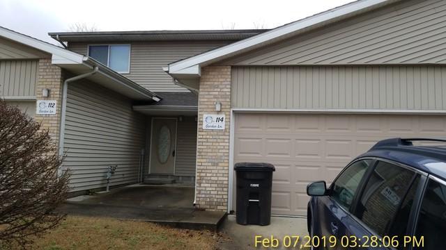 114 N Gordon Lane #114, ALLERTON, IL 61810 (MLS #10324325) :: Domain Realty