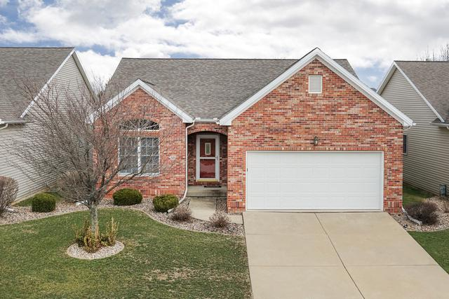 55 Crista Ann Court, Bloomington, IL 61704 (MLS #10324596) :: Janet Jurich Realty Group