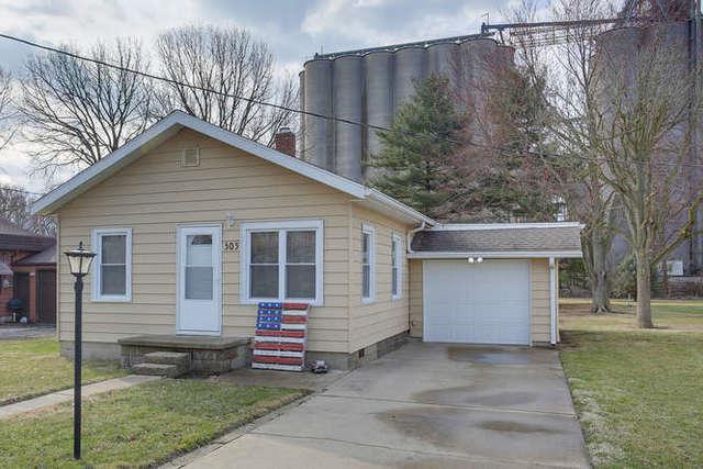 305 E Main Street, TOLONO, IL 61880 (MLS #10324621) :: Ryan Dallas Real Estate