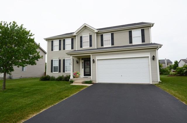 2577 Robert Lane, Montgomery, IL 60538 (MLS #10324774) :: Helen Oliveri Real Estate