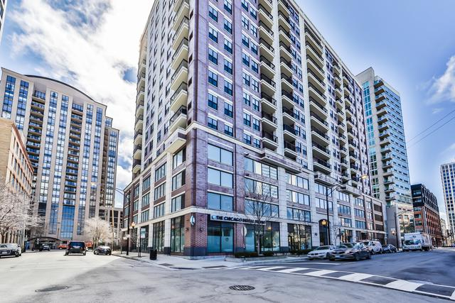 451 W Huron Street #1312, Chicago, IL 60654 (MLS #10324786) :: Century 21 Affiliated