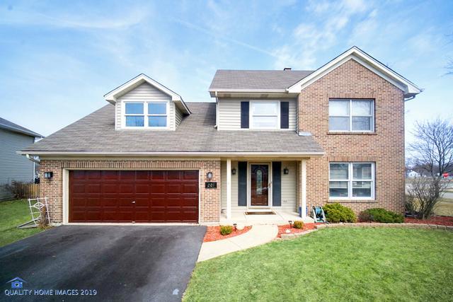 201 Buckingham Drive, Bartlett, IL 60103 (MLS #10324910) :: The Wexler Group at Keller Williams Preferred Realty