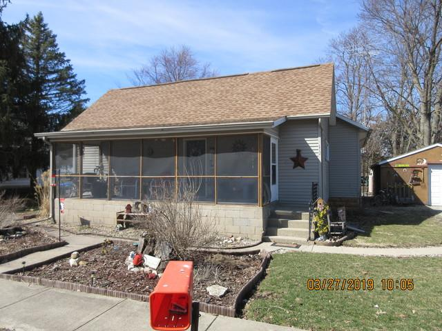 112 W 1st Street, Hume, IL 61932 (MLS #10325520) :: Domain Realty