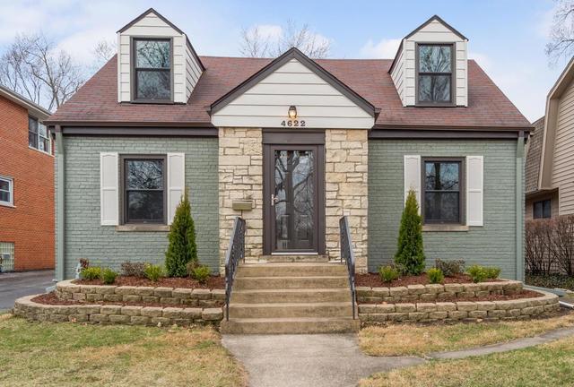 4622 Harvey Avenue, Western Springs, IL 60558 (MLS #10325574) :: Helen Oliveri Real Estate