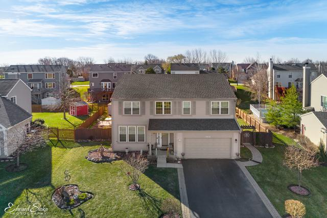 9918 Dalton Drive, Huntley, IL 60142 (MLS #10325816) :: Helen Oliveri Real Estate