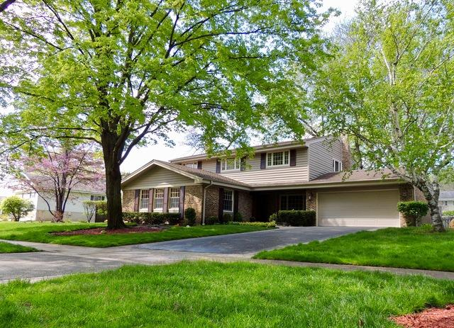 1934 Barberry Road, Northbrook, IL 60062 (MLS #10325853) :: Berkshire Hathaway HomeServices Snyder Real Estate