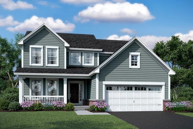 25738 Galway Lot #82 Avenue, Plainfield, IL 60585 (MLS #10326041) :: Helen Oliveri Real Estate