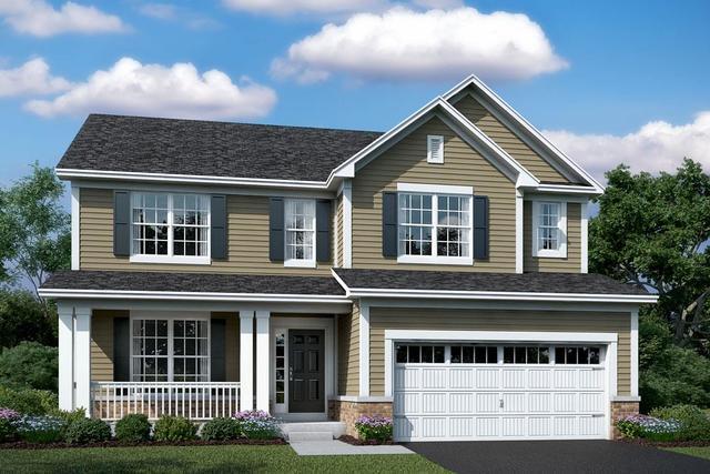 12322 Limerick Lot#110 Lane, Plainfield, IL 60585 (MLS #10326106) :: Helen Oliveri Real Estate