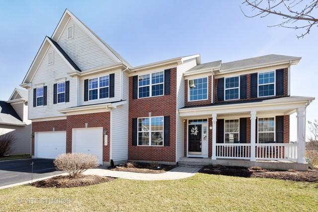 515 Blazing Star Drive, Lake Villa, IL 60046 (MLS #10326109) :: Helen Oliveri Real Estate