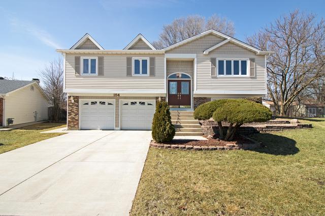 154 W Schubert Avenue, Glendale Heights, IL 60139 (MLS #10326289) :: Janet Jurich Realty Group