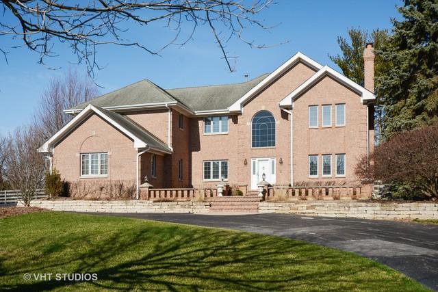 12 Moate Lane, Barrington Hills, IL 60010 (MLS #10326716) :: Ryan Dallas Real Estate