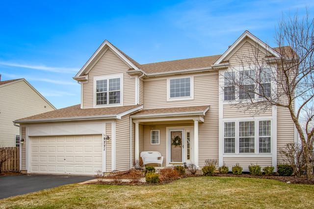 9771 Chetwood Drive, Huntley, IL 60142 (MLS #10326845) :: Helen Oliveri Real Estate