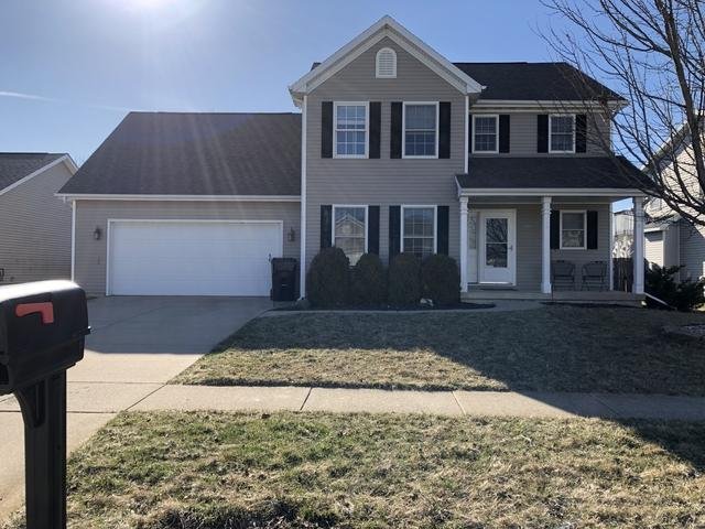 2269 Elwood Lane, Normal, IL 61761 (MLS #10326902) :: Berkshire Hathaway HomeServices Snyder Real Estate