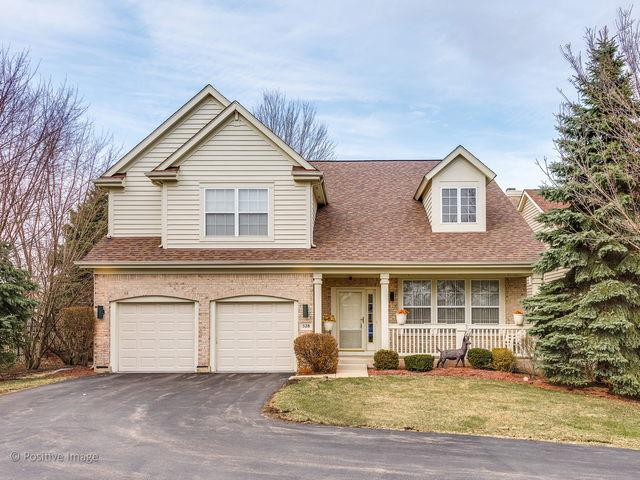 528 Valhalla Terrace, Vernon Hills, IL 60061 (MLS #10326937) :: Leigh Marcus | @properties
