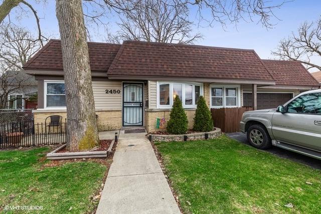 2450 1st Avenue, River Grove, IL 60171 (MLS #10327114) :: BNRealty