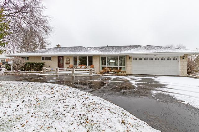 405 Springsouth Road, Schaumburg, IL 60193 (MLS #10327326) :: Janet Jurich Realty Group