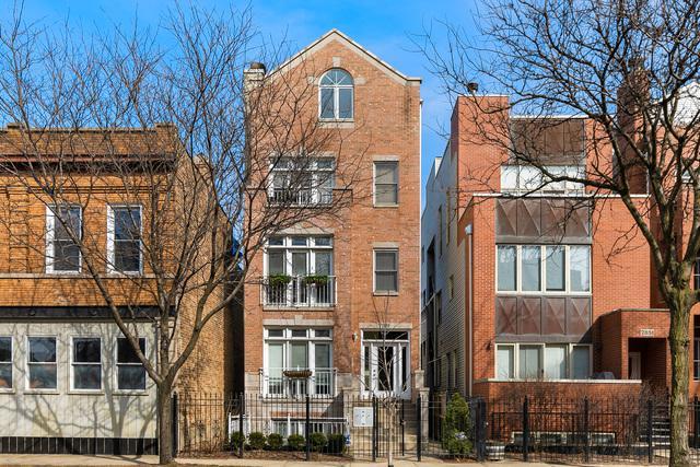 2855 N Damen Avenue #2, Chicago, IL 60618 (MLS #10327449) :: Domain Realty