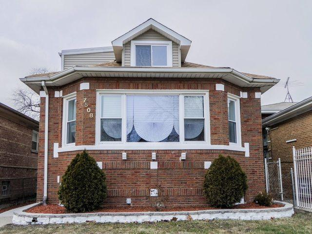 7508 S Honore Street, Chicago, IL 60620 (MLS #10327478) :: Ani Real Estate