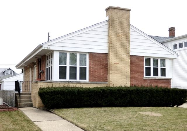 3033 N Normandy Avenue, Chicago, IL 60634 (MLS #10327591) :: Century 21 Affiliated