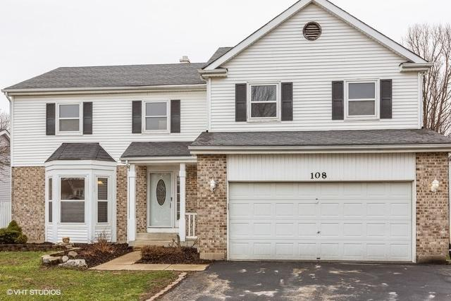 108 Country Court, Bolingbrook, IL 60440 (MLS #10327707) :: BNRealty