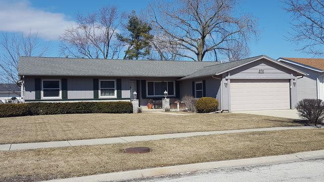 370 Banbury Avenue, Elk Grove Village, IL 60007 (MLS #10328077) :: Helen Oliveri Real Estate