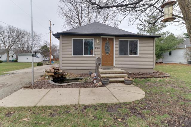 505 N Pearl Street, LEROY, IL 61752 (MLS #10328417) :: BNRealty