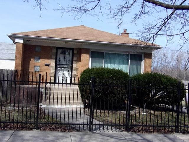 1156 E 91st Street, Chicago, IL 60619 (MLS #10328525) :: Domain Realty