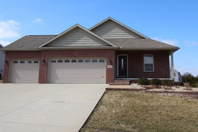 314 Heather Drive, HEYWORTH, IL 61745 (MLS #10328908) :: Century 21 Affiliated