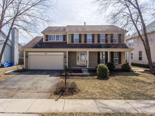 1637 Blackburn Drive, Mundelein, IL 60060 (MLS #10329544) :: Century 21 Affiliated