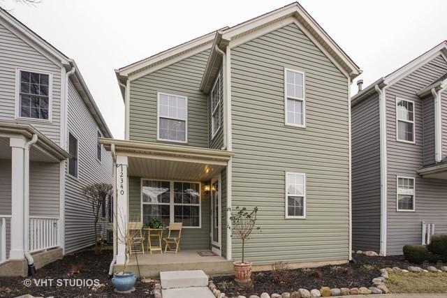 2340 Woodhill Court, Plainfield, IL 60586 (MLS #10329569) :: Helen Oliveri Real Estate