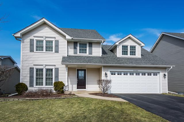2293 Salisbury Drive, Naperville, IL 60565 (MLS #10329601) :: Century 21 Affiliated
