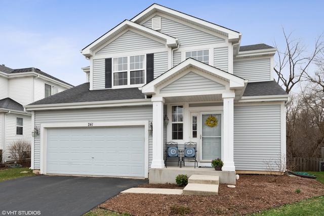 241 S Cornerstone Drive, Volo, IL 60020 (MLS #10329644) :: Domain Realty