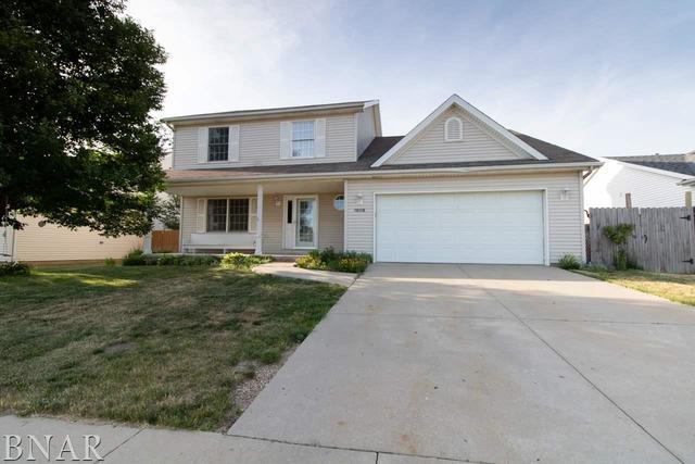 1808 Saltonstall Drive, Normal, IL 61761 (MLS #10329988) :: Janet Jurich Realty Group