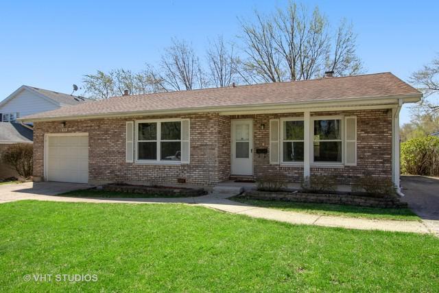 519 W Dorset Avenue, Palatine, IL 60067 (MLS #10330057) :: Berkshire Hathaway HomeServices Snyder Real Estate