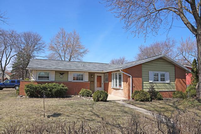 128 Shadywood Lane, Elk Grove Village, IL 60007 (MLS #10330071) :: Century 21 Affiliated