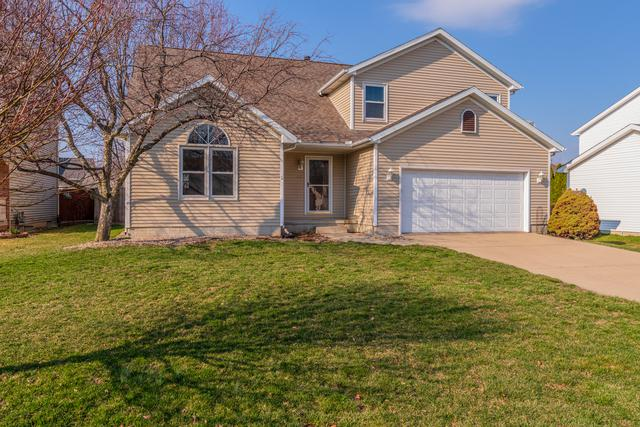 306 Plumage Court, Normal, IL 61761 (MLS #10330262) :: The Dena Furlow Team - Keller Williams Realty