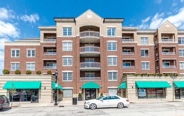 570 Crescent Boulevard #410, Glen Ellyn, IL 60137 (MLS #10330474) :: Domain Realty