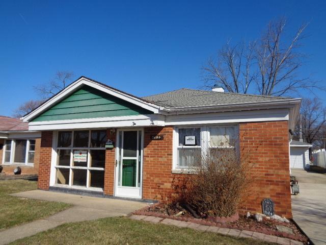 3144 Whipple Drive, Merrionette Park, IL 60803 (MLS #10330767) :: Century 21 Affiliated