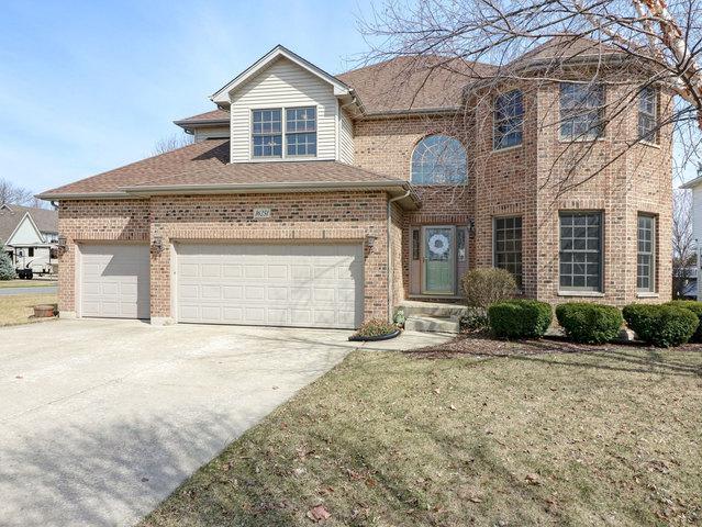 16251 Vintage Drive, Plainfield, IL 60586 (MLS #10331090) :: Helen Oliveri Real Estate