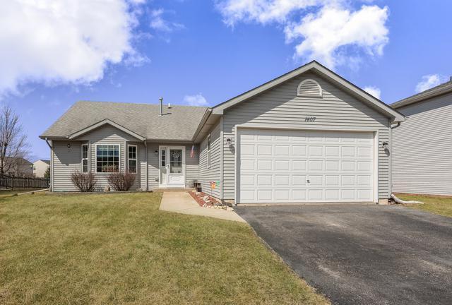 1407 Spring Oaks Drive, Joliet, IL 60431 (MLS #10331223) :: Helen Oliveri Real Estate