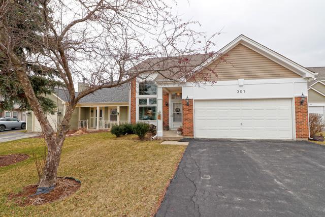 301 Wilton Lane, Mundelein, IL 60060 (MLS #10331250) :: Century 21 Affiliated