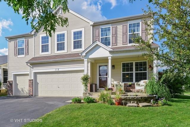 115 E Daisy Avenue, Cortland, IL 60112 (MLS #10331271) :: Helen Oliveri Real Estate