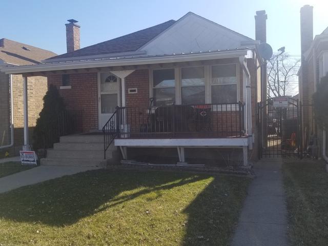 5047 S Ridgeway Avenue, Chicago, IL 60632 (MLS #10331548) :: Century 21 Affiliated