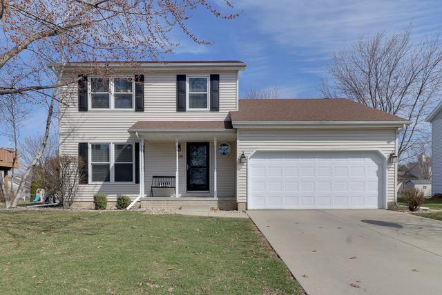 804 Phaeton Place, Normal, IL 61761 (MLS #10331684) :: Berkshire Hathaway HomeServices Snyder Real Estate
