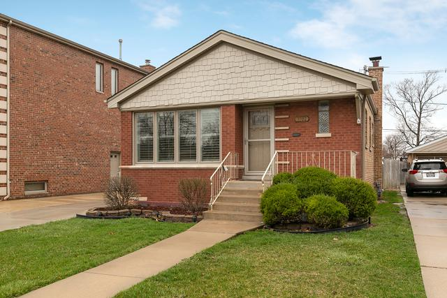 3922 W 109th Street, Chicago, IL 60655 (MLS #10331928) :: Domain Realty