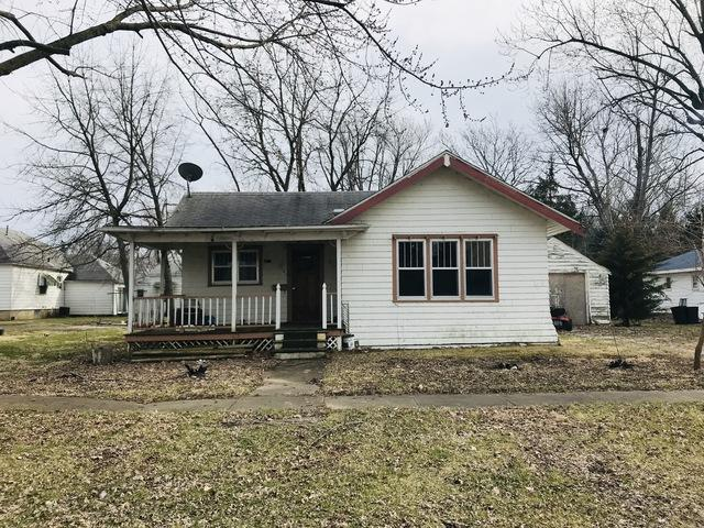 411 E Hickory Street, Chatsworth, IL 60921 (MLS #10331951) :: Janet Jurich Realty Group